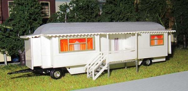 Bausatz Wohnwagen