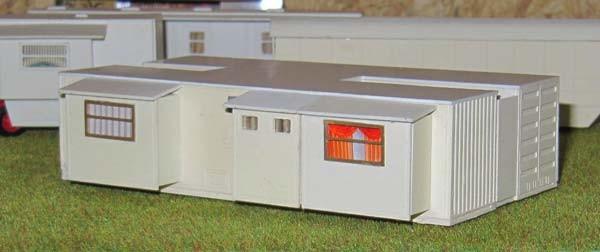Bausatz Steiger Wohncontainer