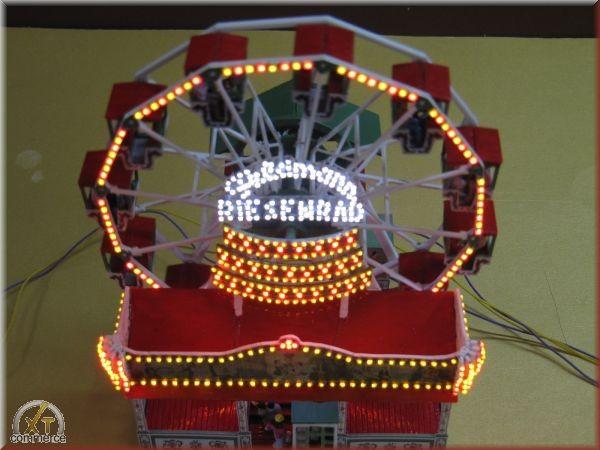 Bausatz Riesenrad (Russe)