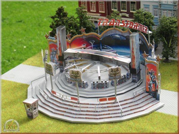 Bausatz Transformer Standmodell
