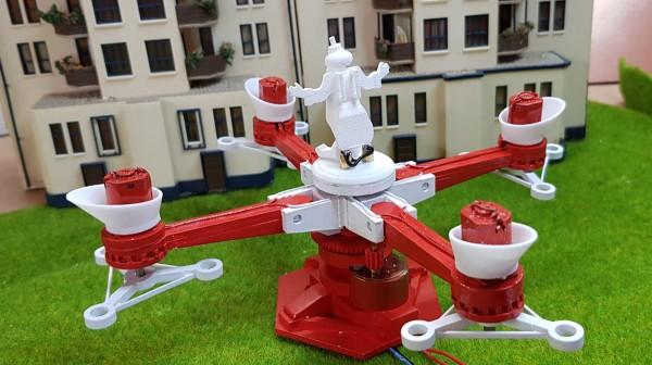 Magic Mittelbau Bausatz Ohne Hubbwegung