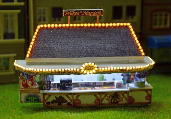 Fertigmodell Wilkens Mandeln mit Smd Beleuchtung