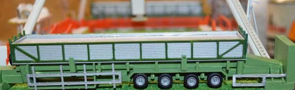 Hobbylinie Tankwagen Frisbee Set