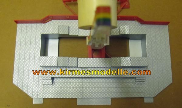 Podium Ranger ohne Gravur Umbausatz z.b. Faller Rainbow
