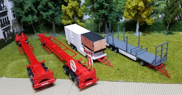 Bausatz Fuhrparkset Countdown Robrahn