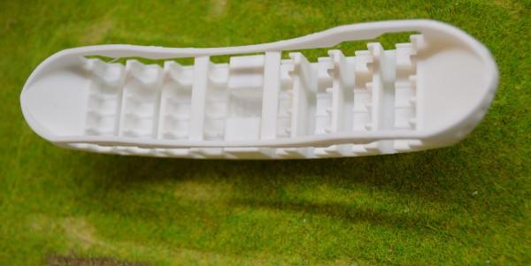 Ranger Gondel aus 3 D Druck