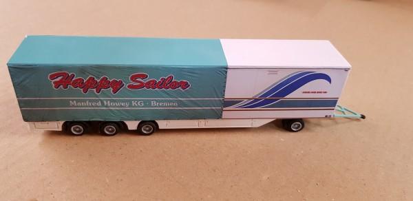 Packwagen Happy Sailor Firma Howey in 1/87