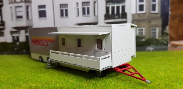Bausatz Mannschaftswagen Oktopussy neue Version 3 achser