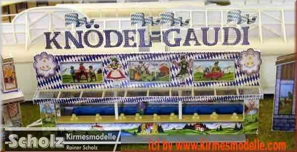 Bausatz KNÖDEL-GAUDI