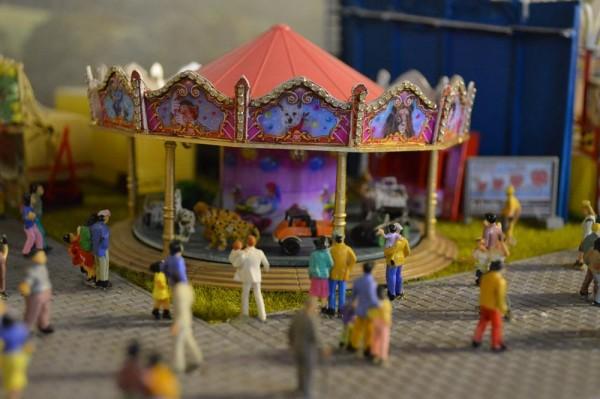 Hobbylinie Umbausatz Kinderkarussell