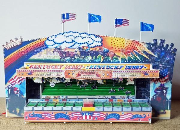 Báusatz Kentucky Derby Parpalioni