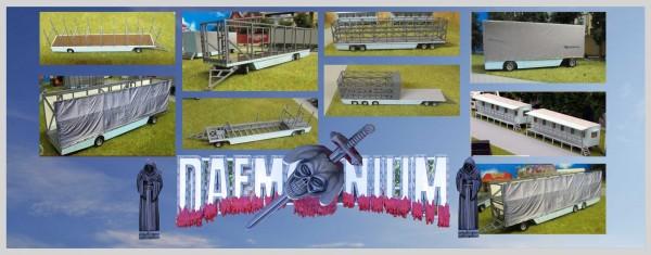 Fuhrparkset Daemonium Komplett