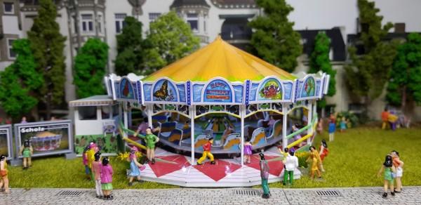 Bausatz Schmetterlingsbahn Happy Butterfly Firma Magerstedt