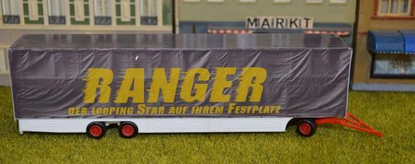 Packwagen 3 Achsig mit Plane Ranger