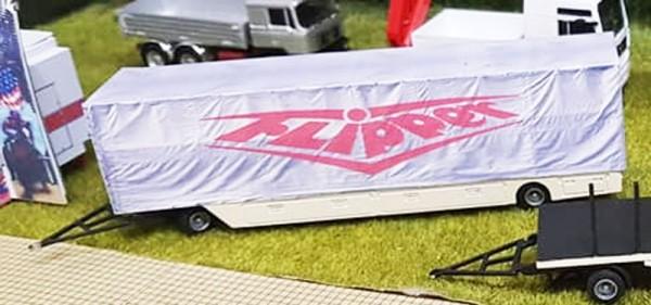 Bausatz Gondelwagen Flipper Version 2