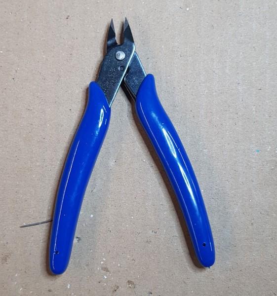 Seitenschneider flach