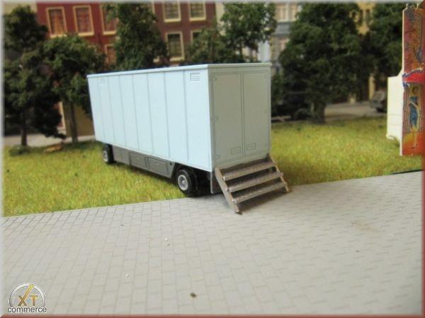 Bausatz Packwagen 8 Meter
